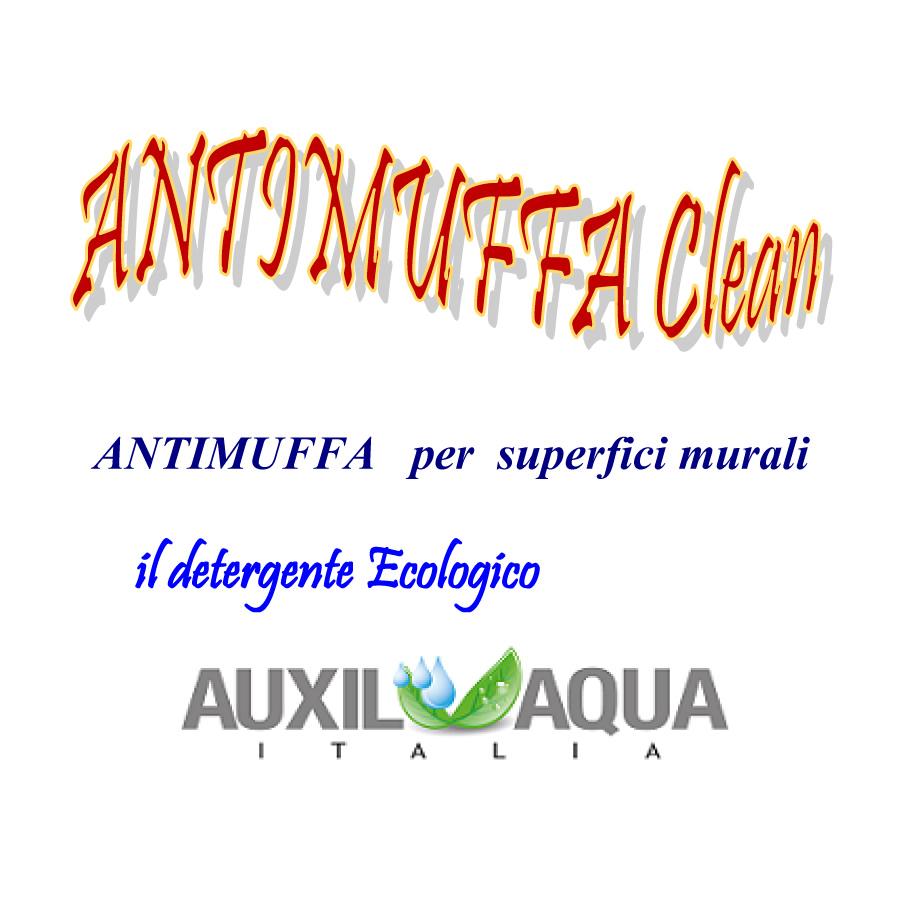 ANTIMUFFA CLEAN. Antimuffa per superfici murali. - Auxil ...